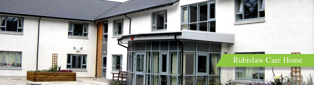 rubislaw care home